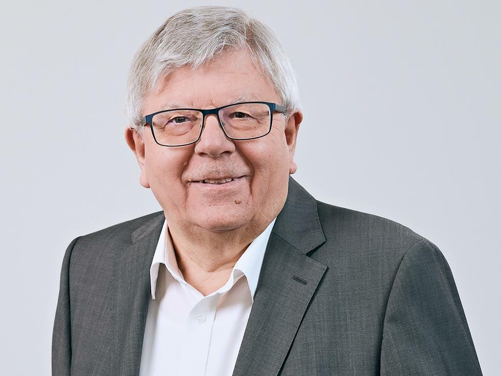 Geschäftsführer Peter Jung