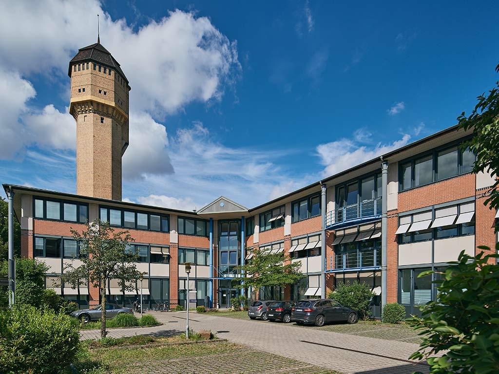 TechniData Biz Solutions GmbH Firmensitz Mannheim